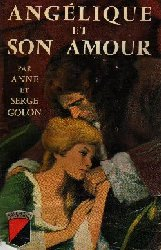 Angelique in Love, 1963 cover
