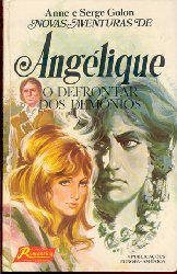 Angelique and the Demon, book 2