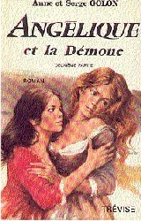 Angelique and the Demon, 1972 cover, book 2