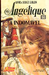 Angelique and the Sultan, book 1