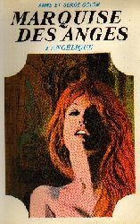 Marquise of the Angels, Colbert, 1972 cover