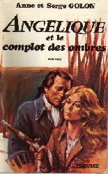 Angelique and the Ghosts, 1976 cover