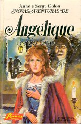 Angelique and the Ghosts, book 1