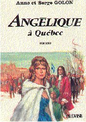 Angelique in Quebec, 1980 cover