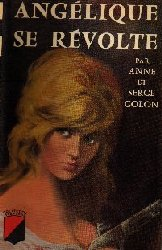 Angelique in Revolt, 1963 cover
