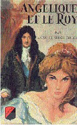 Angelique and the King, 1959 cover