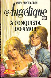 Angelique and the King, book 1