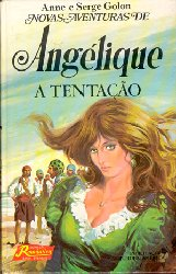 The Temptation of Angelique, book 1