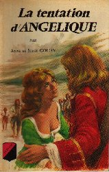 The Temptation of Angelique, 1969 cover