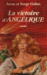Angelique's Victory, 1985 cover